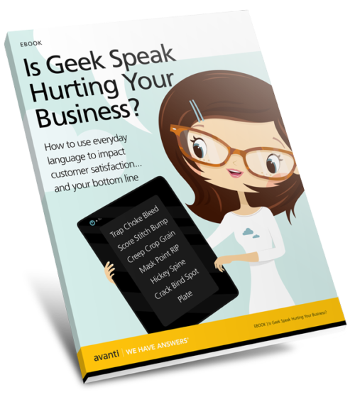 Geek Speak for Print Professionals Cover Thumnail