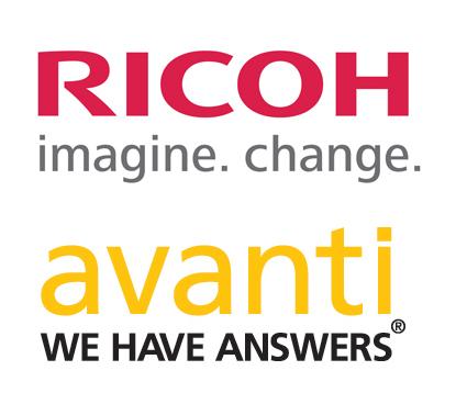 avanti and ricoh 2