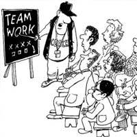 Print Shop Management Software Selection Team