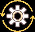 Efficiency Icon - Print MIS Software