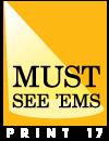 MUST SEE 'EMS PRINT 17 EMBLEM