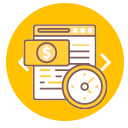 Job Costing & Tracking Icon