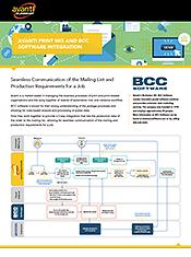 Avanti and BCC Integration